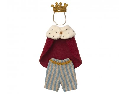 Maileg šaty pro krále - táta