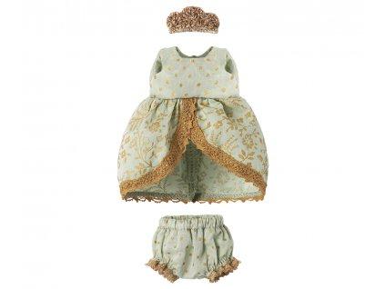 MAILEG Šaty pro princeznu modré - velká sestra
