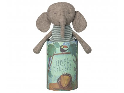 Maileg Safari Friend - slon