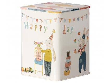 MAILEG Kovová krabička pro štěstí