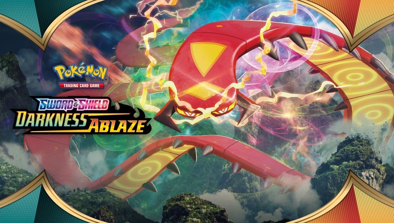 Nejlepší karty z Pokémon TCG : Darkness Ablaze