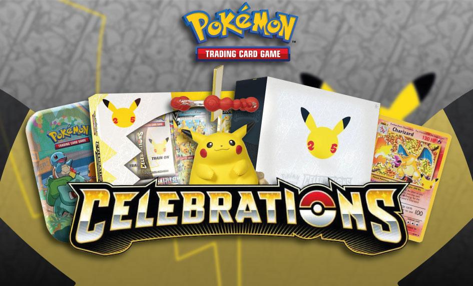 Pokémon Celebrations