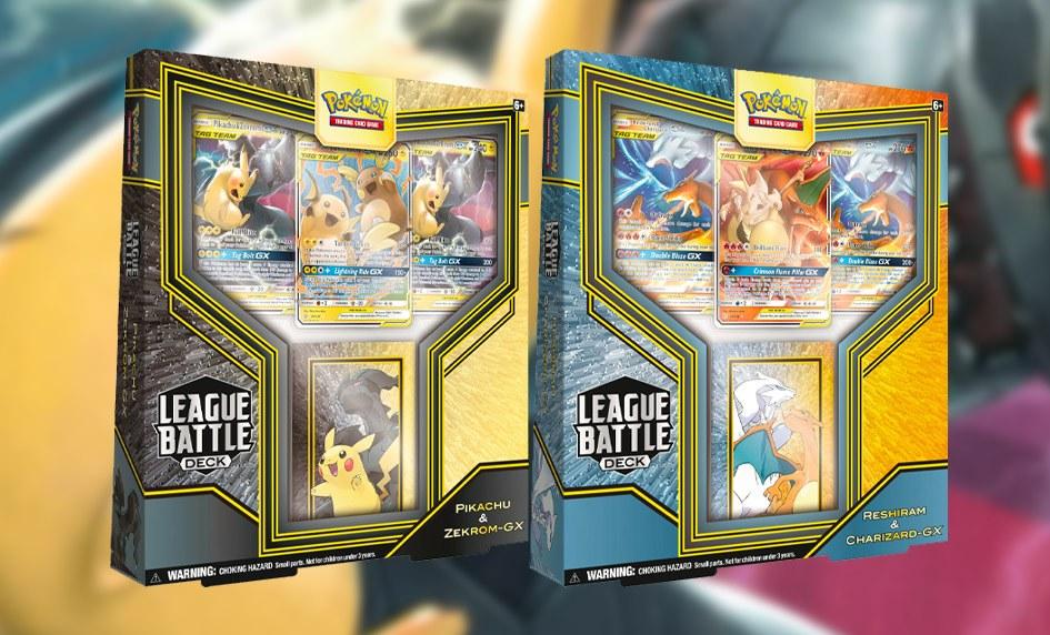 Pokémon - League Battle Deck