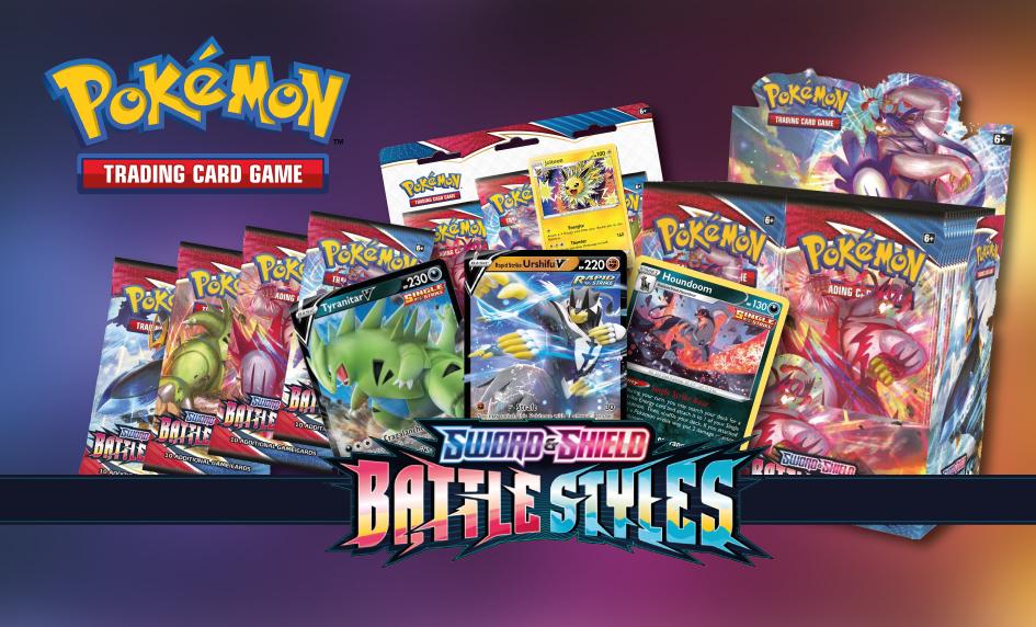 Pokémon Battle Styles