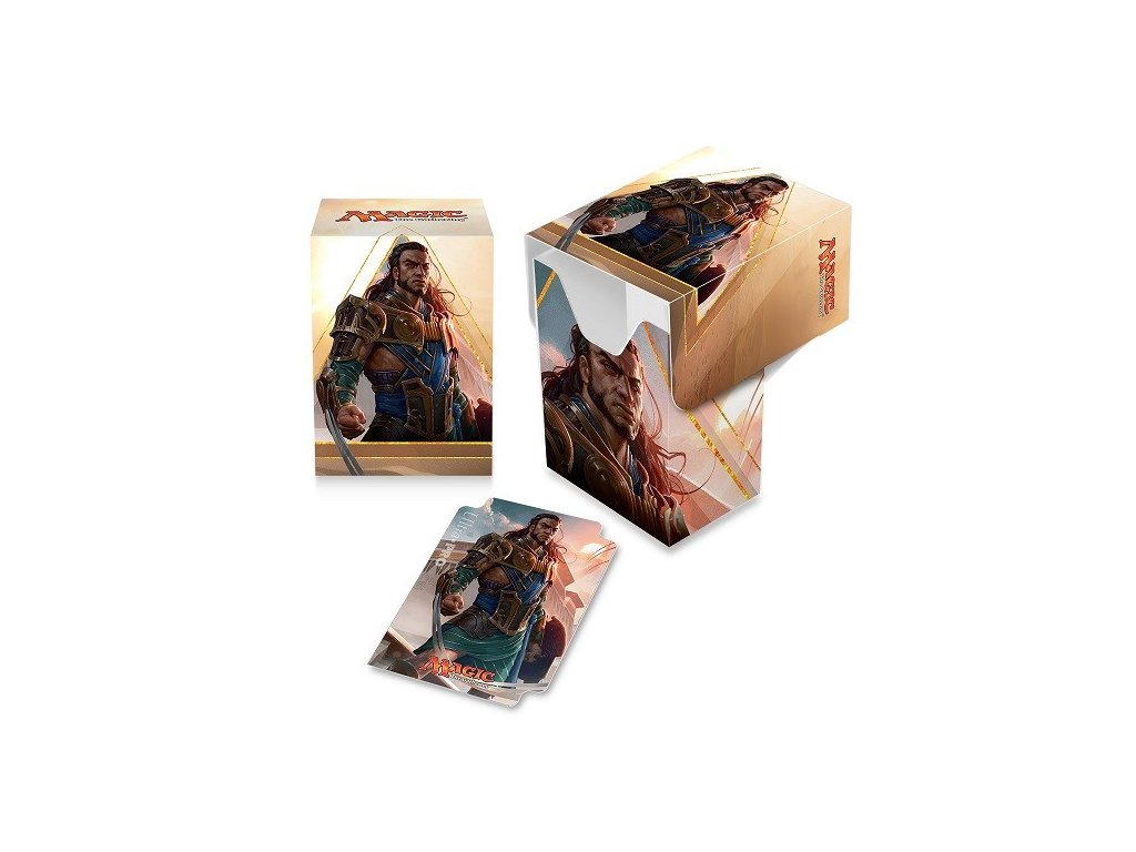 Gideon of the Trials Full-View Deck Box