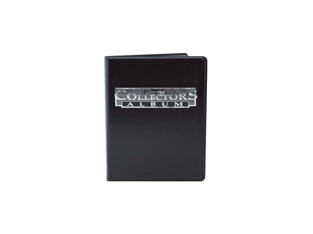 Ultra PRO 4-Pocket Album (černé)
