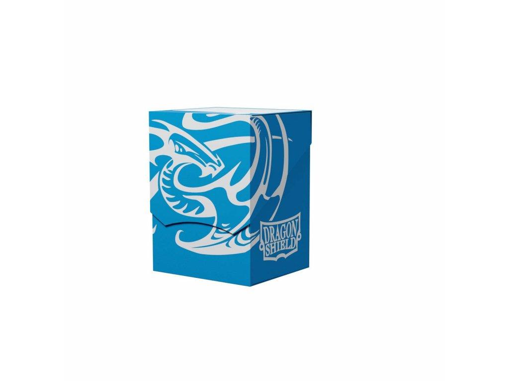 Dragon Shield Deck Shell - Blue / Black