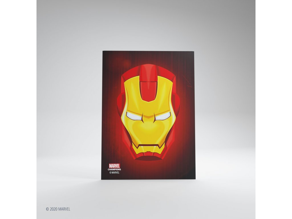 GG Marvel Sleeves Single Front 0000