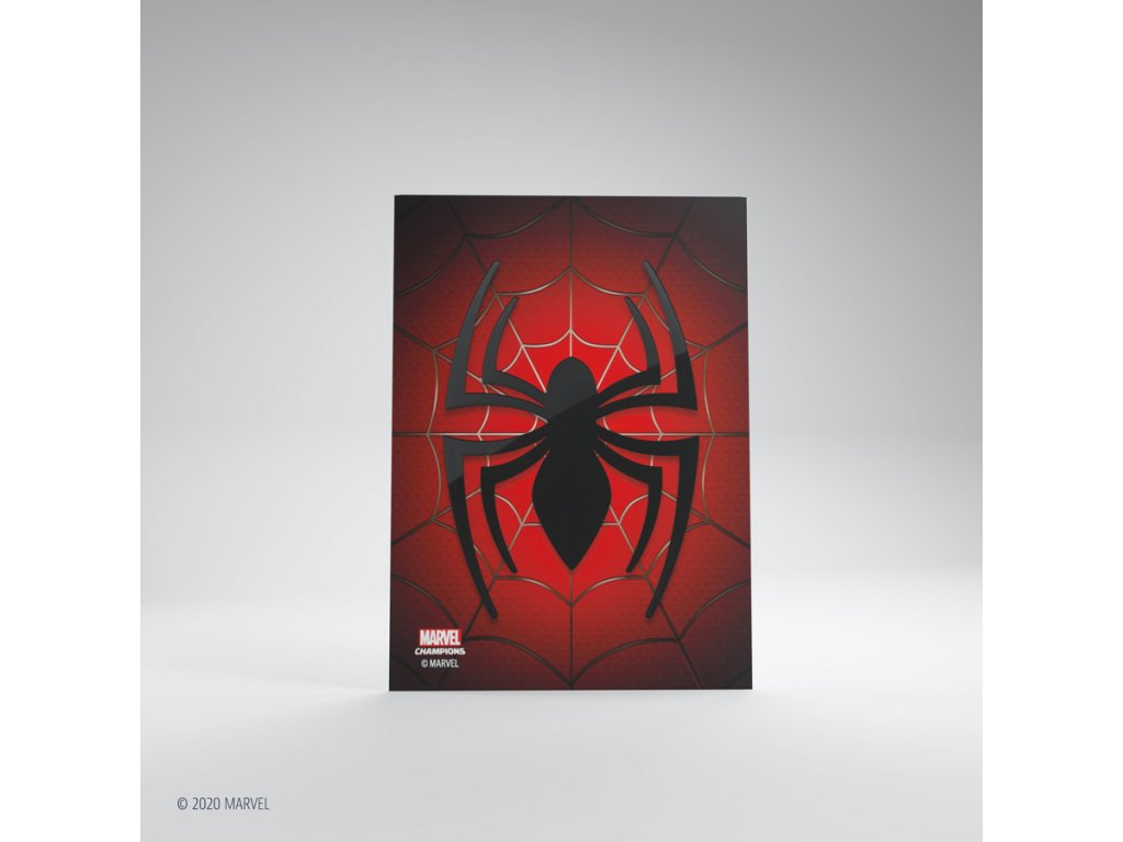 GG Marvel Sleeves Single Front 0002