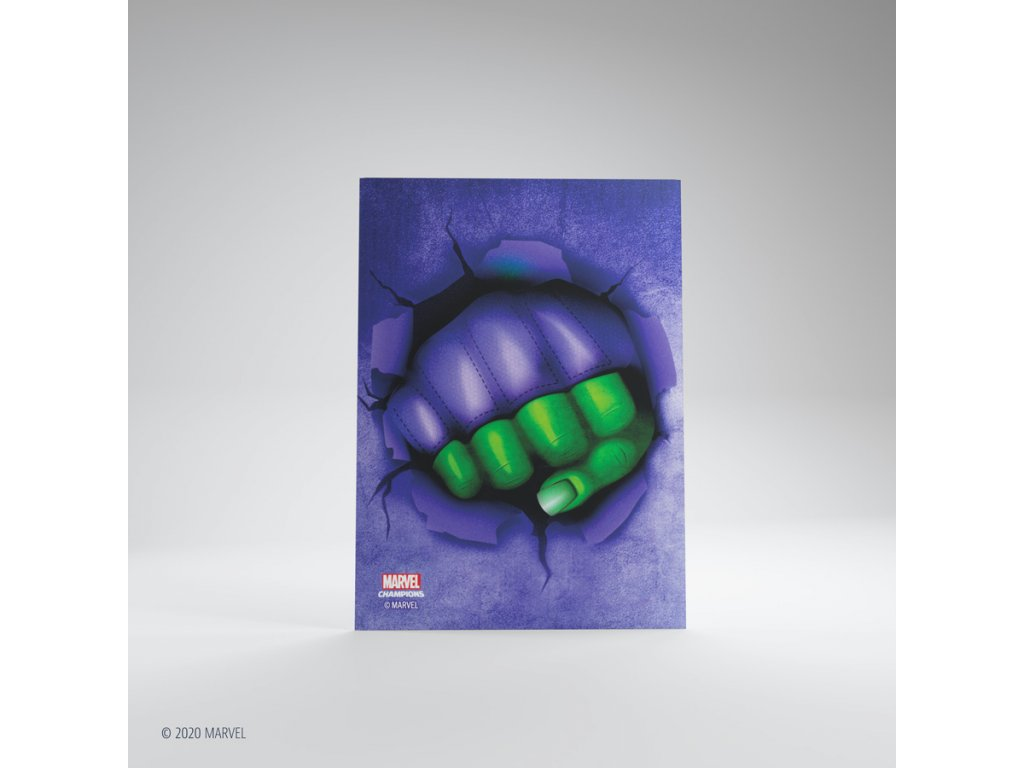 GG Marvel Sleeves Single Front 0004