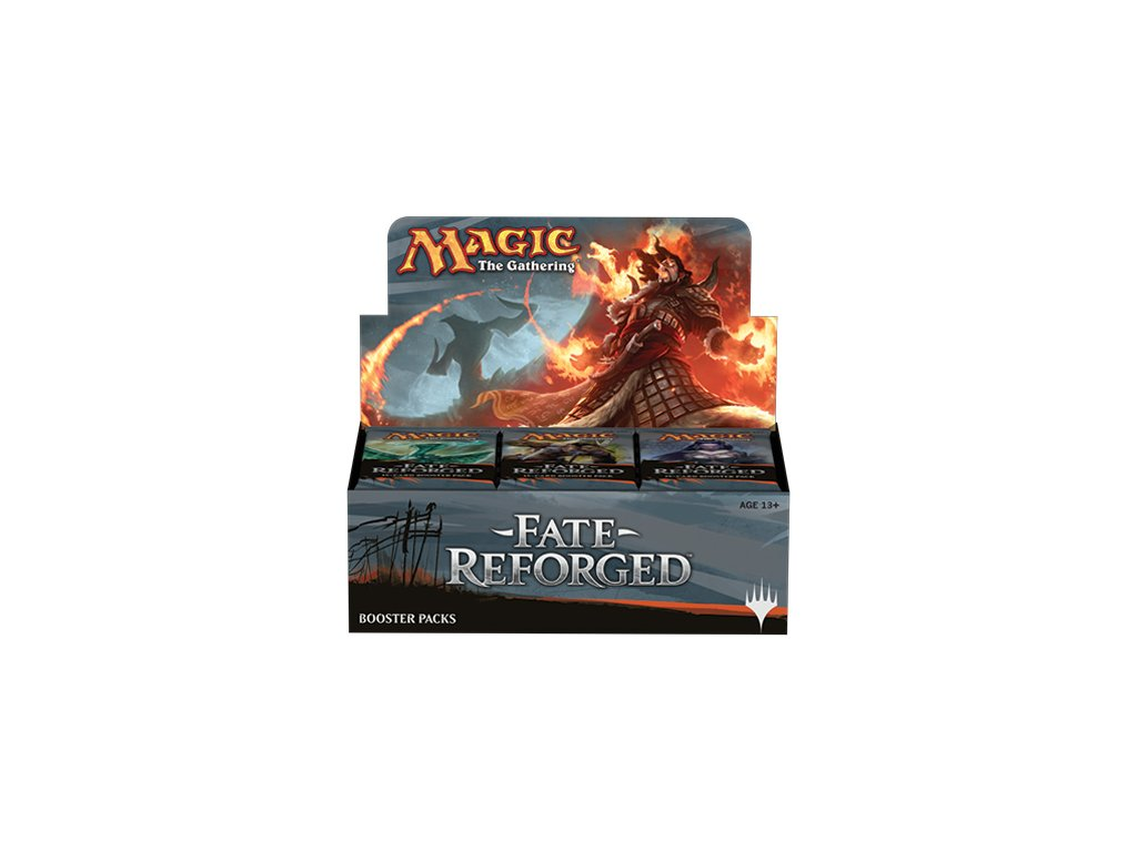 produkty 22699 Magic Fate Reforged Booster Box