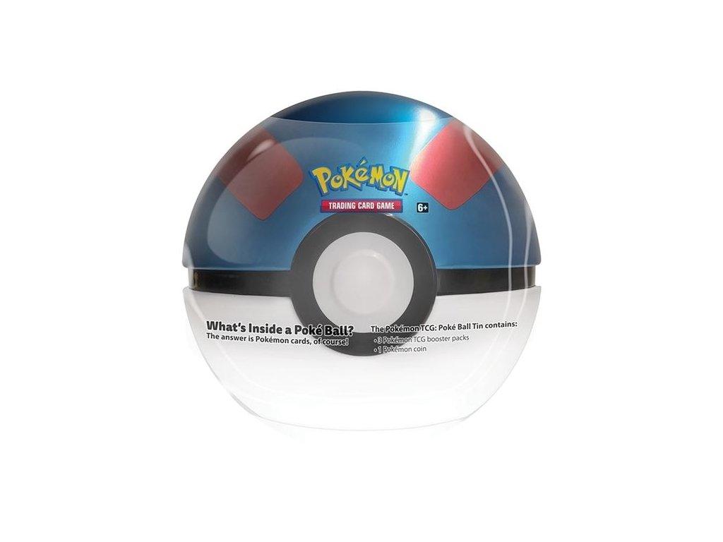 Pokémon - Poké Ball Tin 2021 Q1 - Great Ball