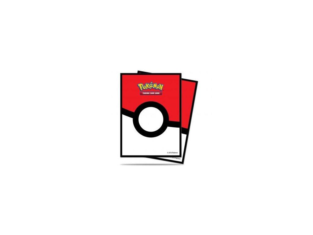 Ultra Pro - Pokémon Poké Ball obaly (65 obalů)