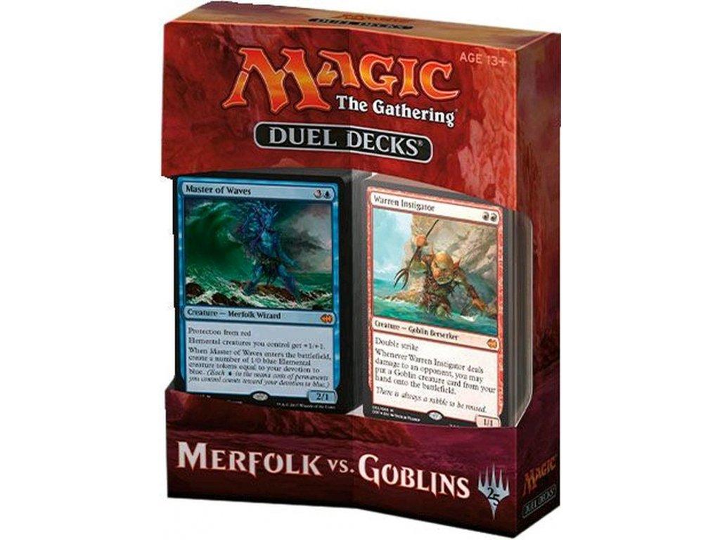Duel Deck Merfolk vs. Goblins