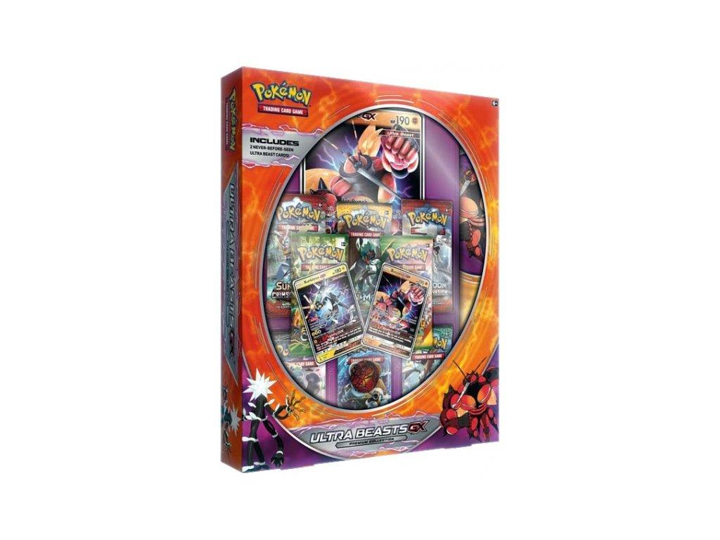 pokemon ultra beasts premium collection buzzwole gx 59ee24ac9bac0