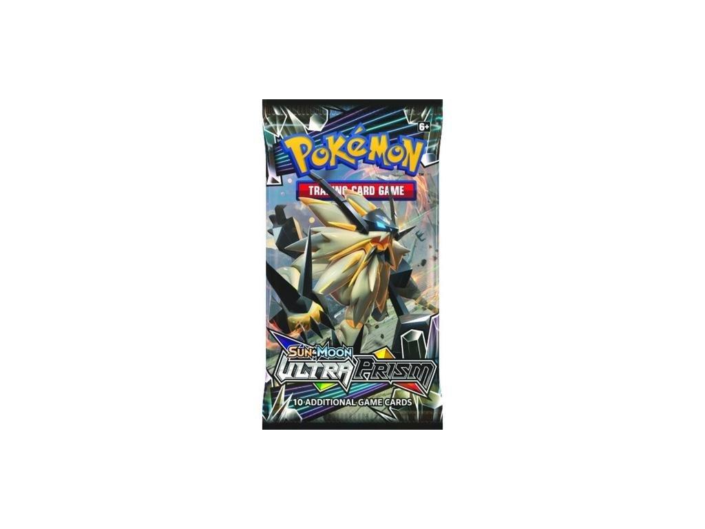 pokemon tcg sun amp moon ultra prism booster pack single 572261517282700d
