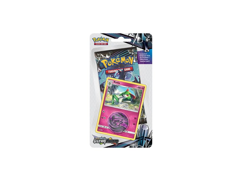 pokemon sun and moon 5 ultra prism kirlia checklane blister 33485 0 1000x1000