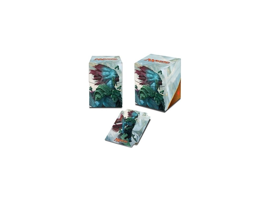 mtg rivals of ixalan kumena tyrant of orazca sleeves 100 deck box p277298 270481 medium