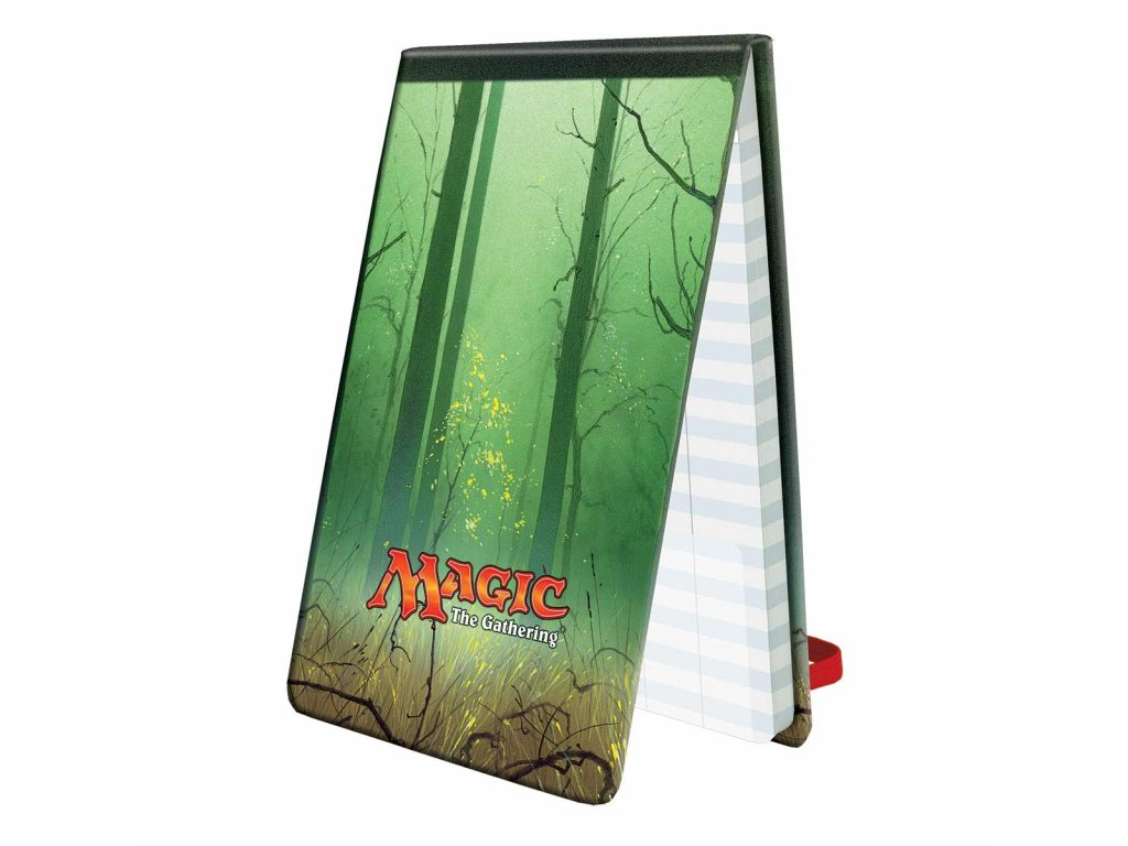 Magic: the Gathering Life Pad - Mana 5 Forest
