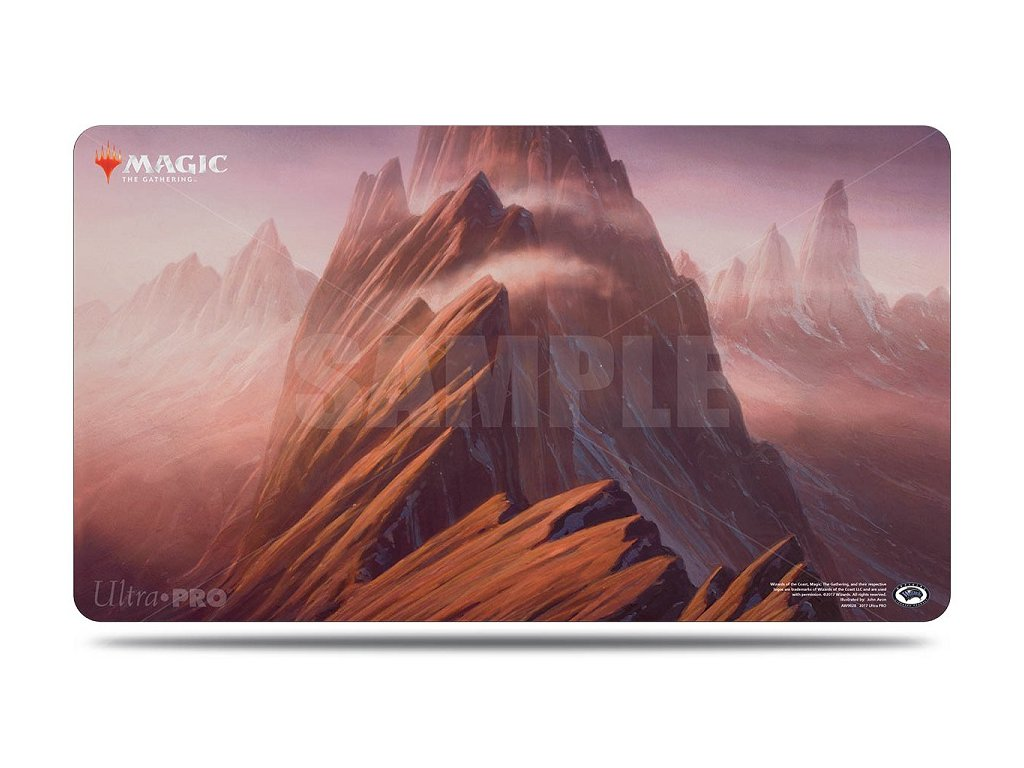 "Unstable - John Avon ""Mountain"" Playmat"