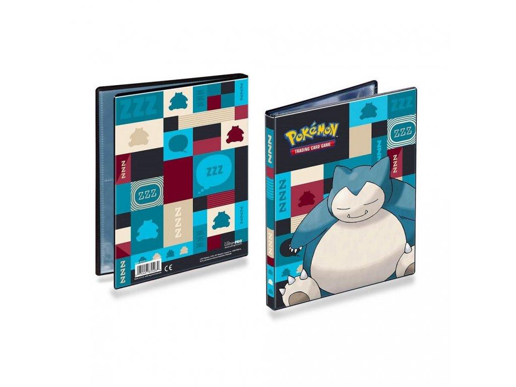 album pokemon 4 pocket portfolio snorlax ultra pro 33322 0 1000x1000