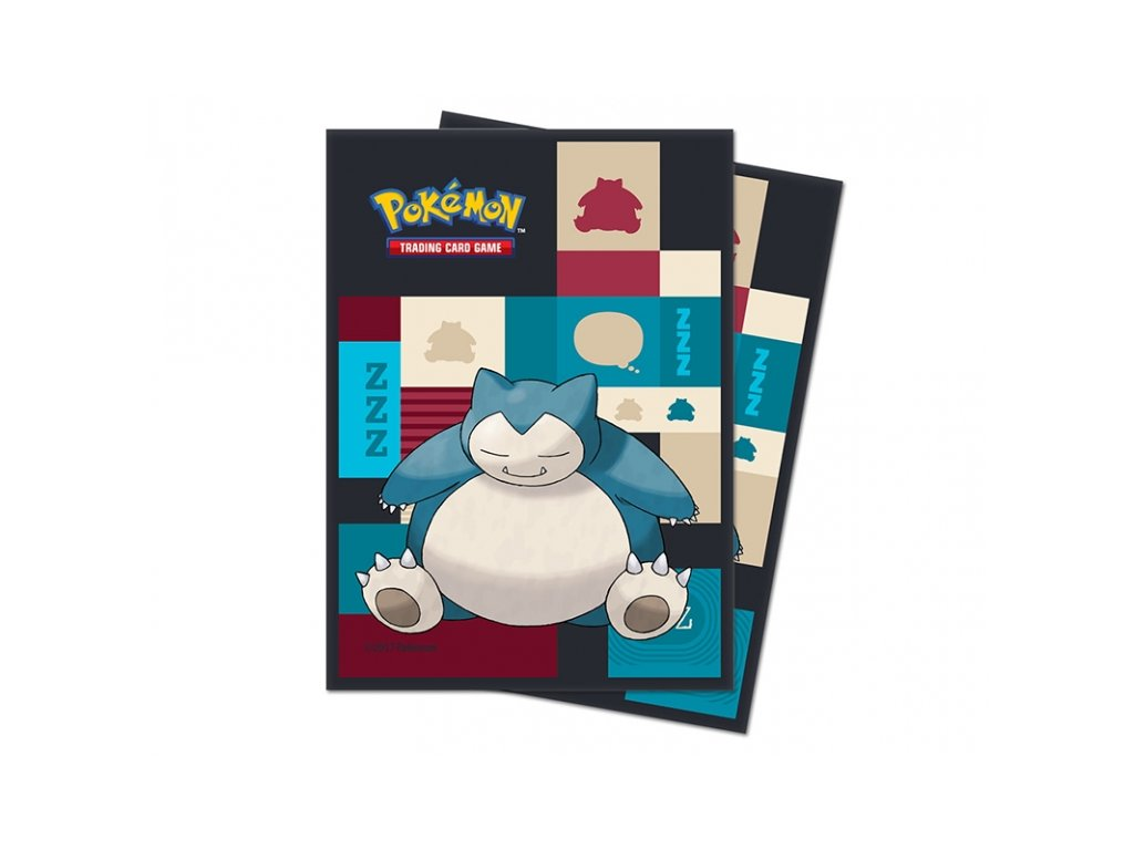 pokemon 65 obalu na karty snorlax 5b094fb1ce291