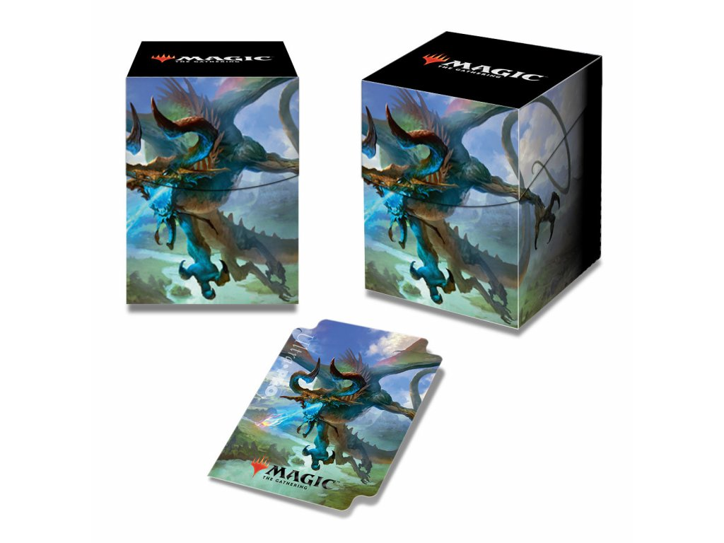 Ultra Pro: M19 Nicol Bolas Deck Box