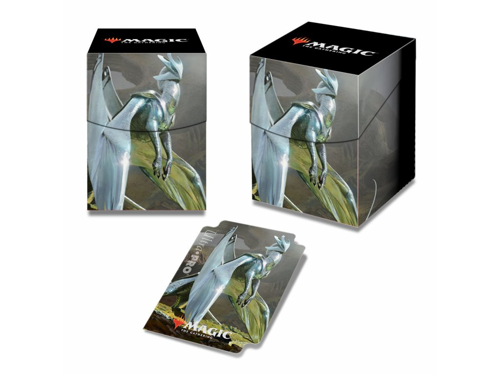 Ultra Pro: M19 Chromium Deck Box