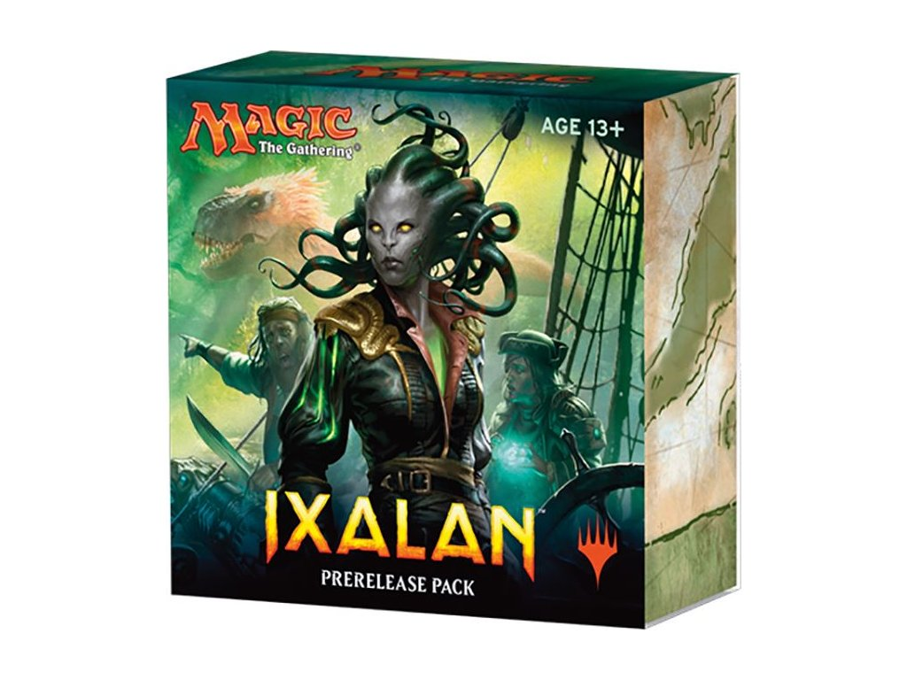 0002844 magic the gathering ixalan prerelease pack