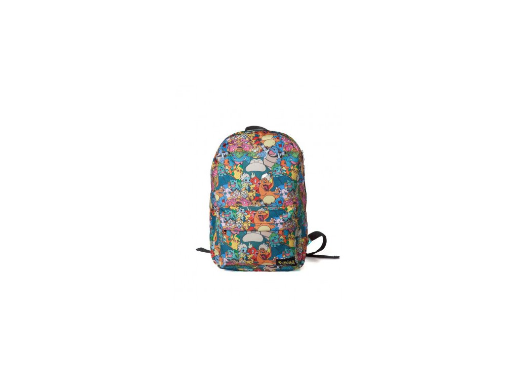82872 Pokémon Backpack Characters 634x431