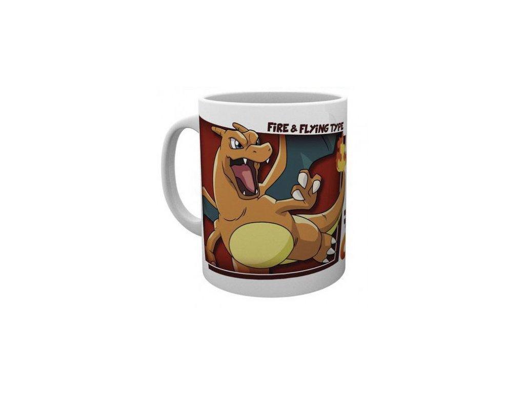 85384 Pokemon Mug Charizard Type1 634x431