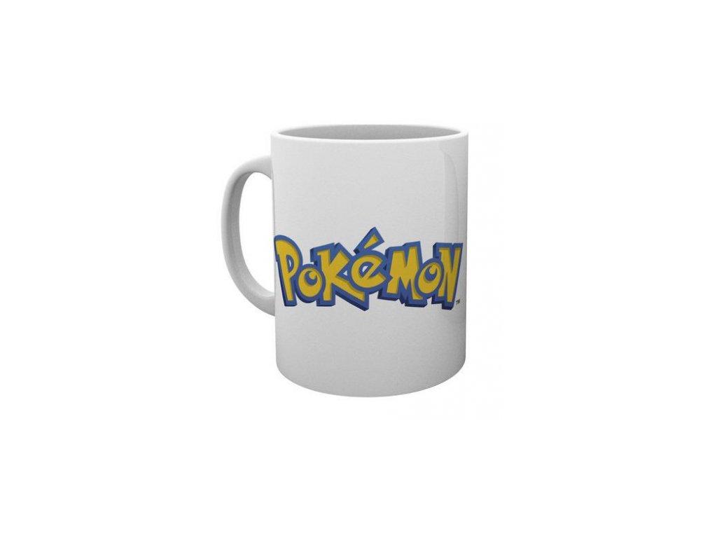 Pokemon Mug Logo & Pikachu1 634x431