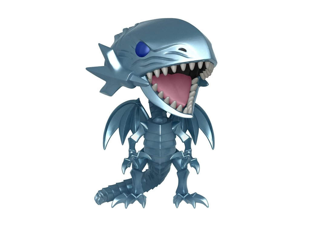 85481 Yu Gi Oh! POP! Animation Vinyl Figure Blue Eyes White Dragon 9cm 634x431