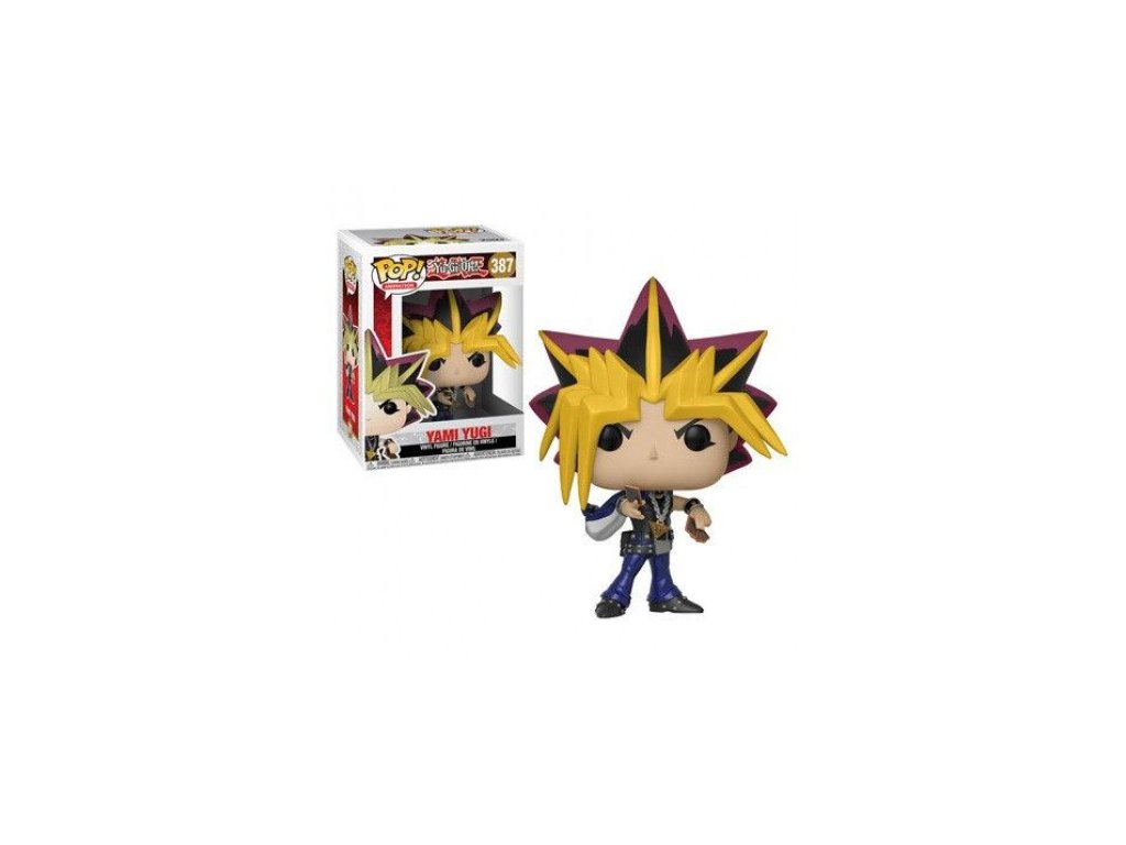 85479 Yu Gi Oh! POP! Animation Vinyl Figure Yami Yugi 9 cm 634x431