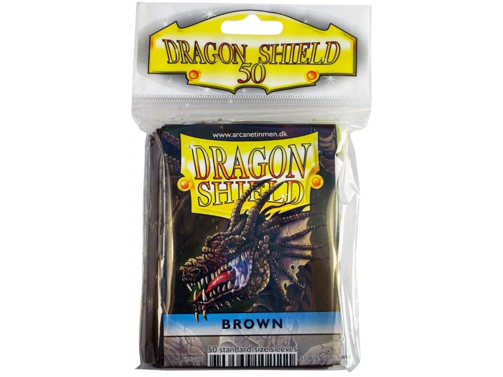at 10211 dragon shield fifty brown