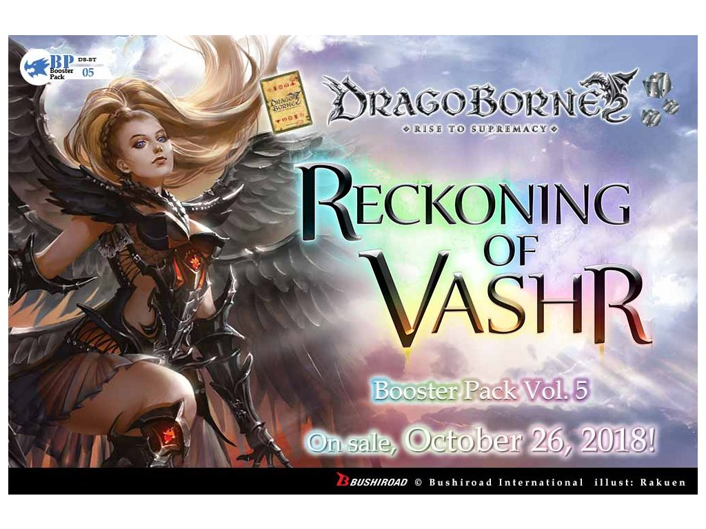 DB BT05 Reckoning of Vashr