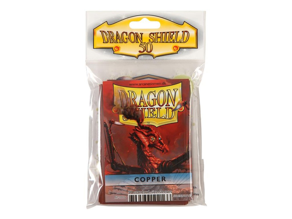at 10216 dragon shield fifty copper