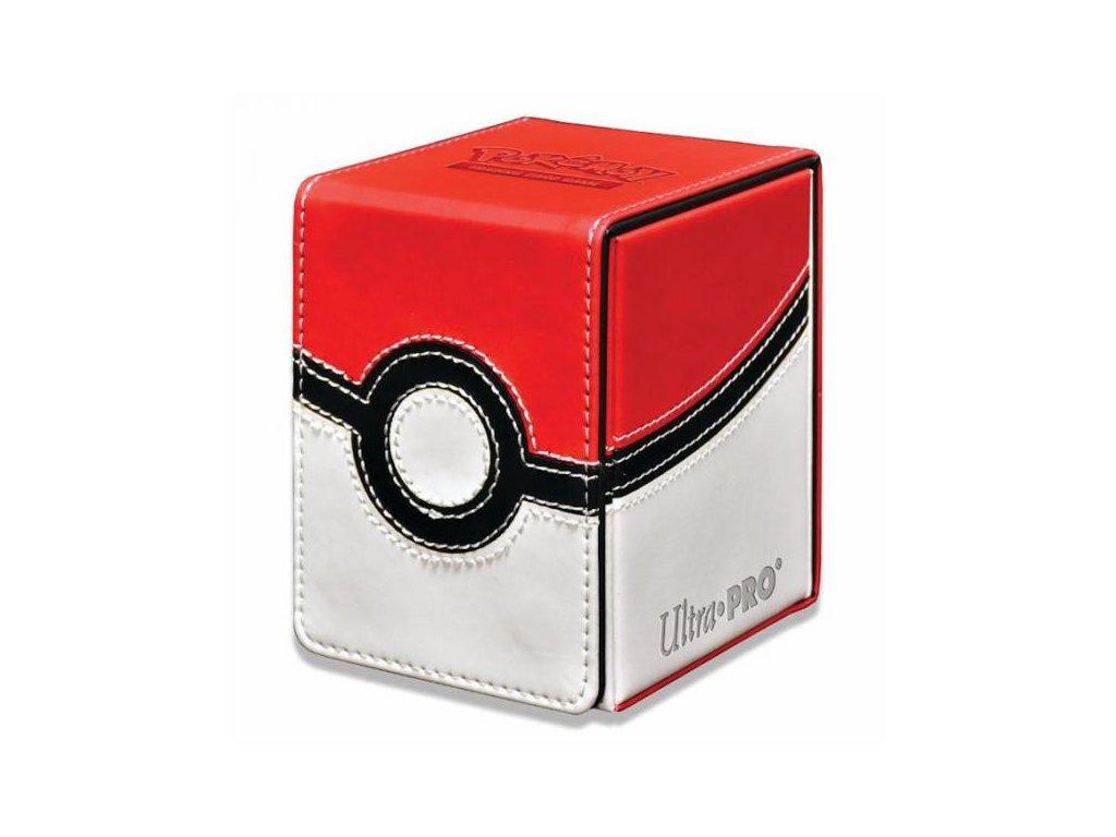 Pokémon - Ultra Pro Alcove Flip Box - Pokéball