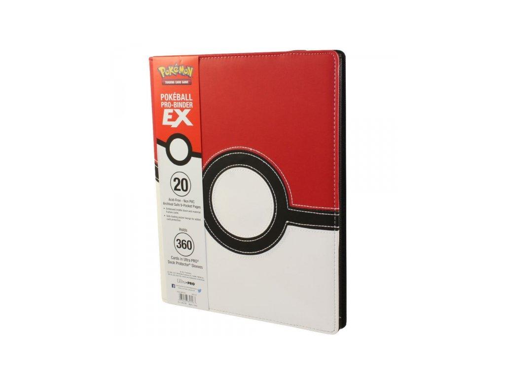 pokemon a4 premium album na 360 karet pokeball 5a20643aa3fa7