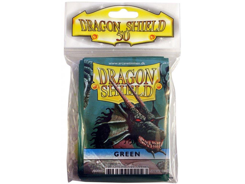 at 10204 dragon shield fifty green