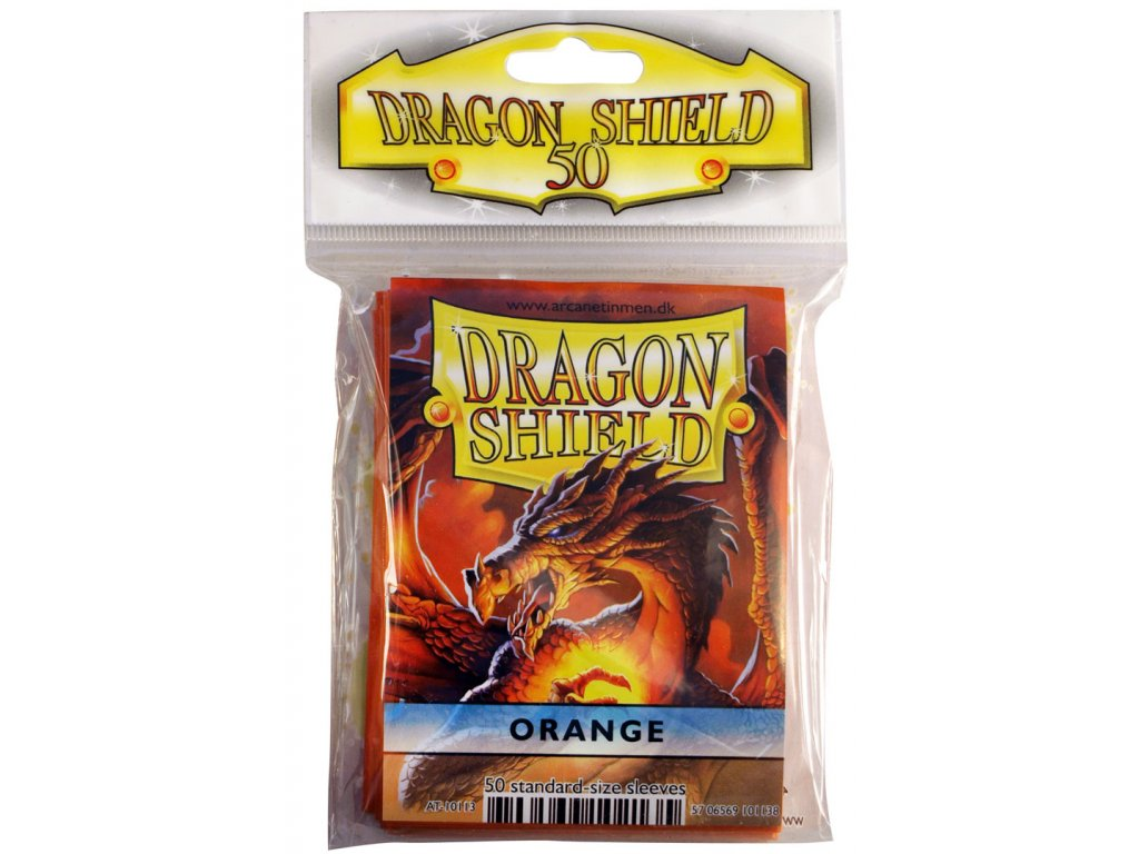 at 10213 dragon shield fifty orange