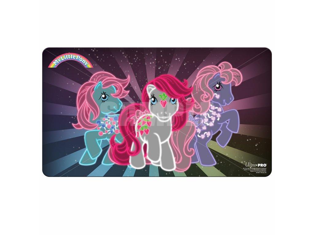 Ultra Pro - My Little Pony - Retro Neon podložka