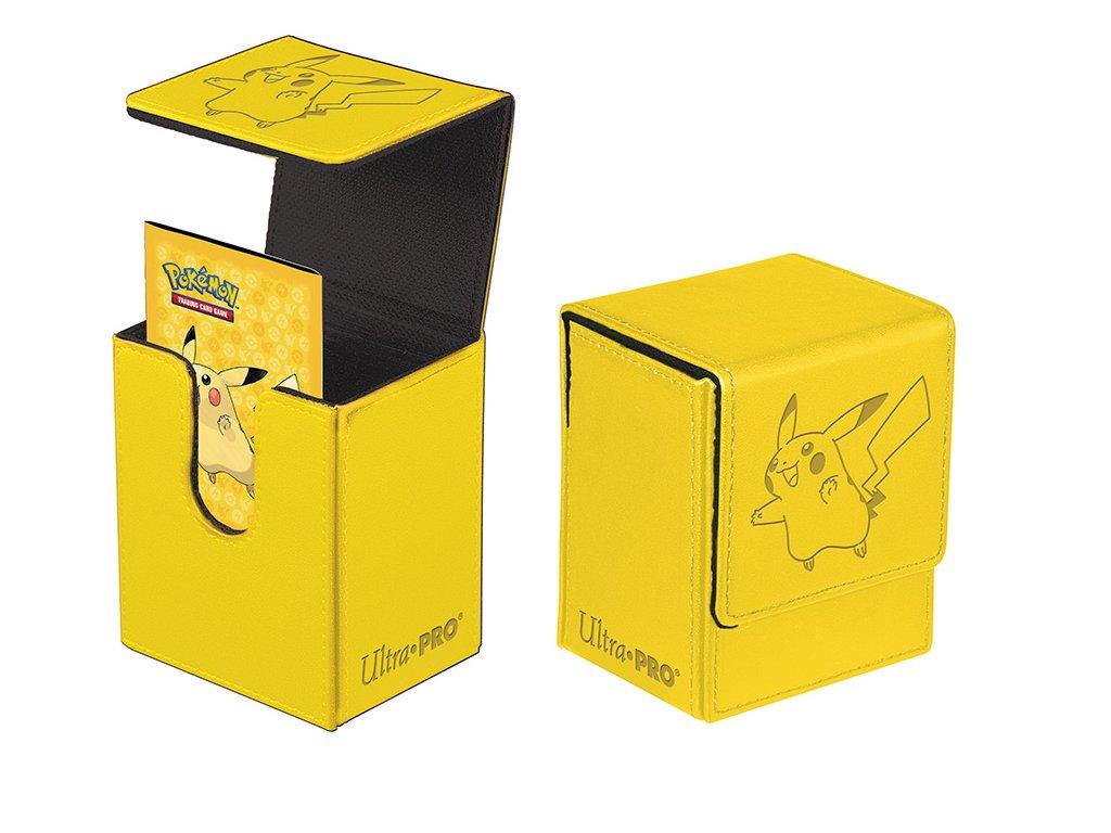 Pokémon - Ultra Pro Flip Box - Pikachu