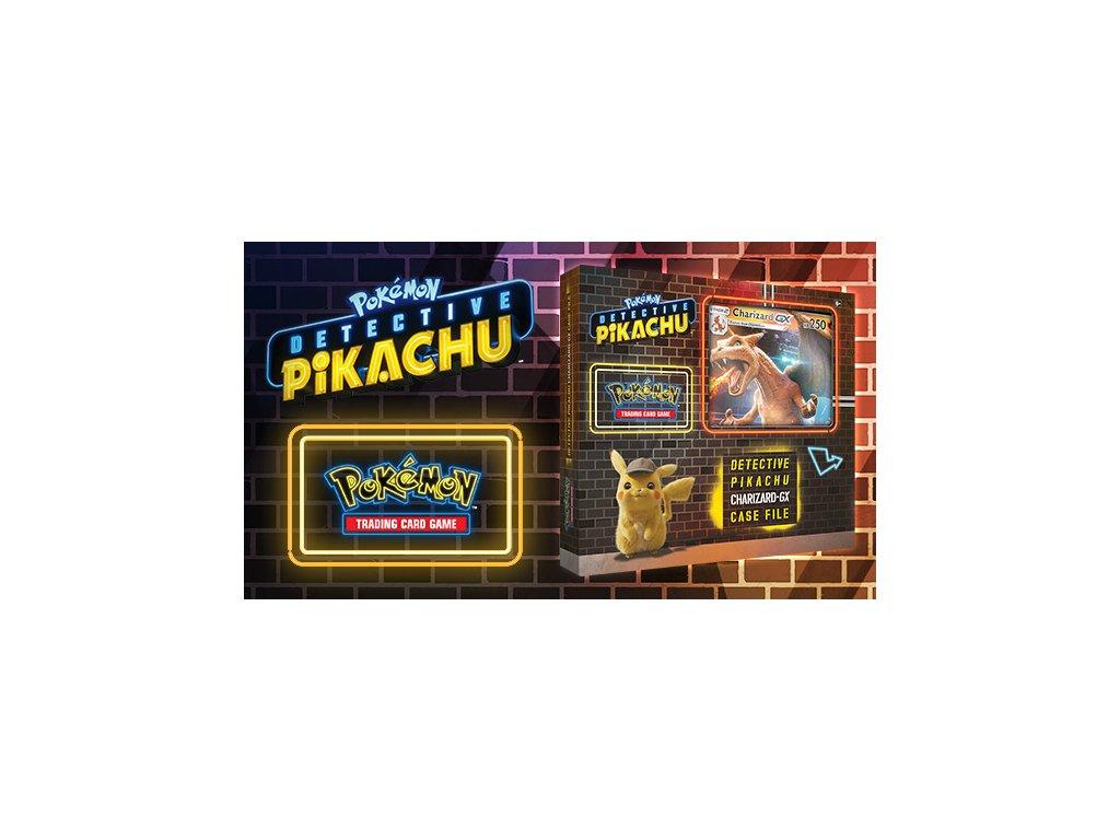 detective pikachu charizard gx case file 169 en