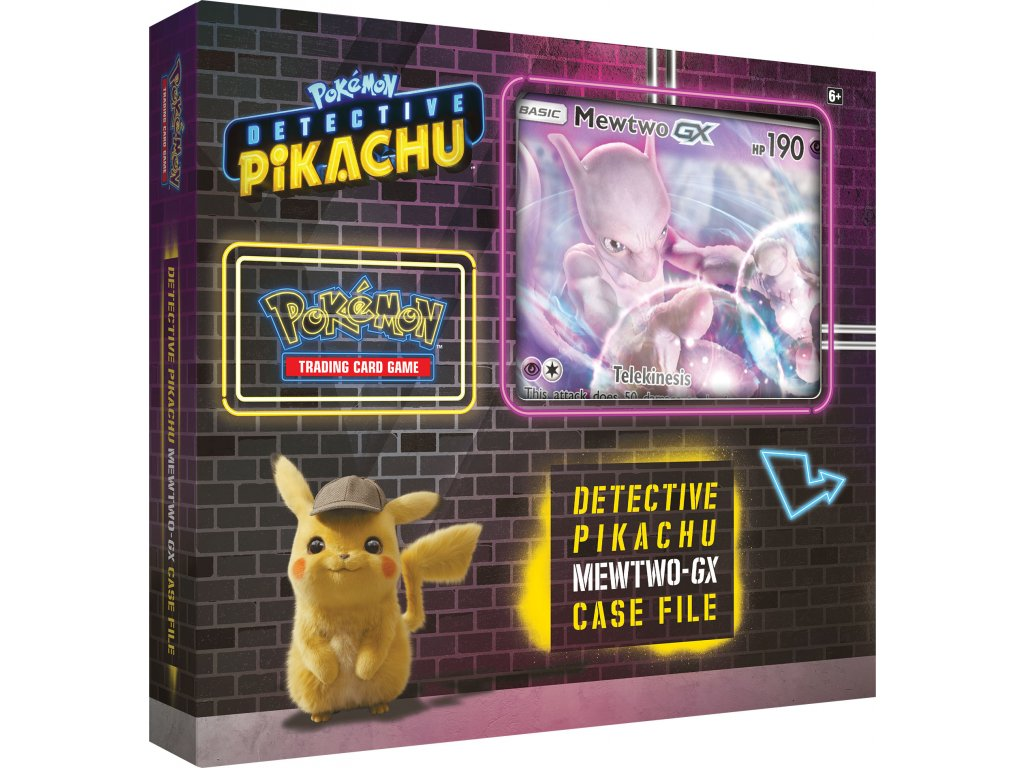 Mewtwo GX Case File
