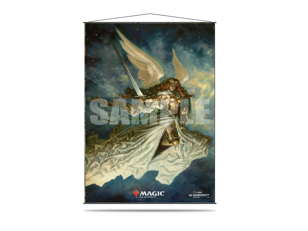 Ultra Pro - Magic: the Gathering Wall Scroll - Baneslayer Angel