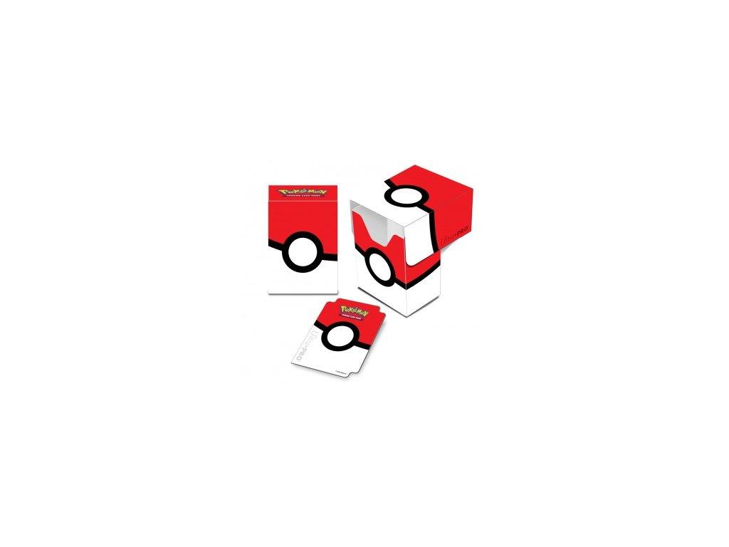 Pokémon - Poké Ball Full-View Deck Box