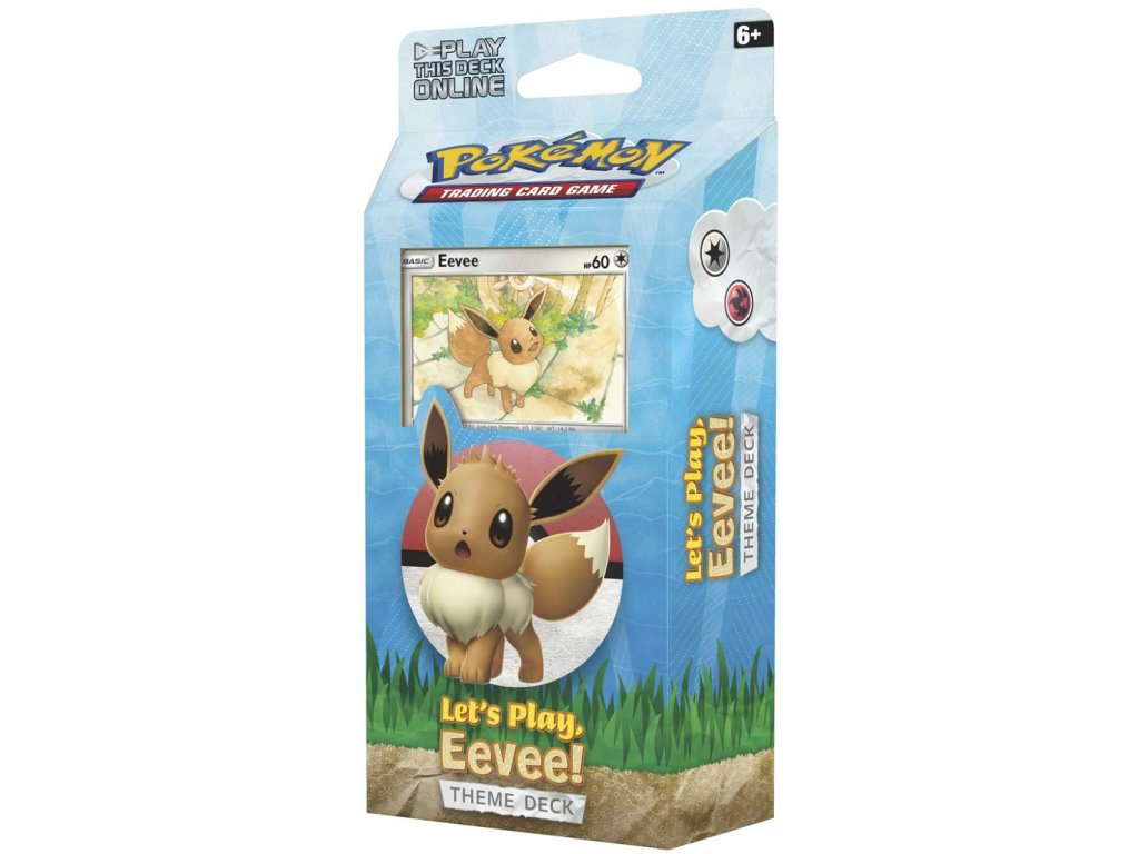 Lets Play Eevee Deck