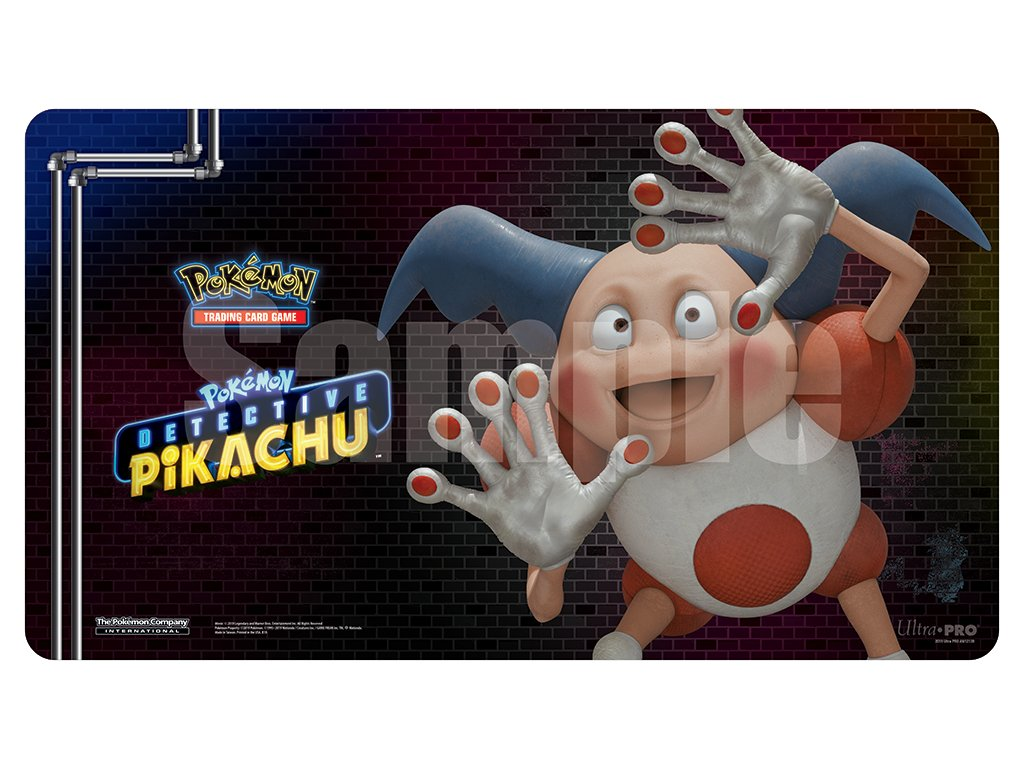 Ultra Pro - Pokémon: Detective Pikachu podložka - Mr. Mime