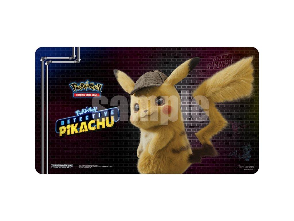 Ultra Pro - Pokémon: Detective Pikachu podložka - Pikachu